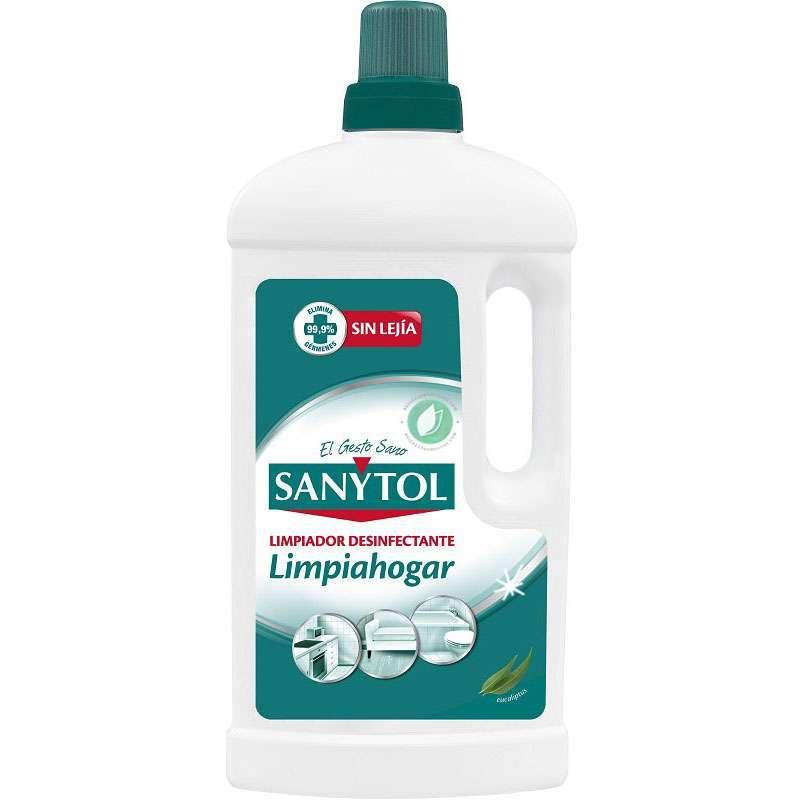 Sanytol Desinfectante Limpiahogar Sin Lejía 1200 ml