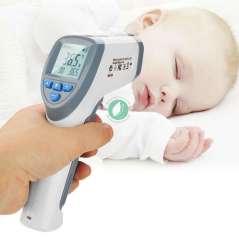 Contactloze Voorhoofd IR-Thermometer