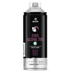 Alcohol Etílico 70% Spray 400 ml