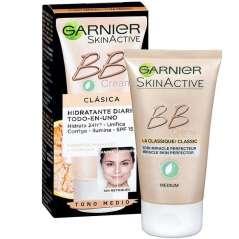 Garnier Skin Active BB Cream Clásica Tono Medio 50 ml