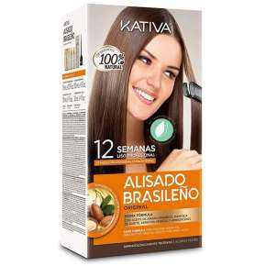 Kativa Kit Para Alisado Brasileño