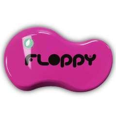 Floppy Fuchsia Hair Brush