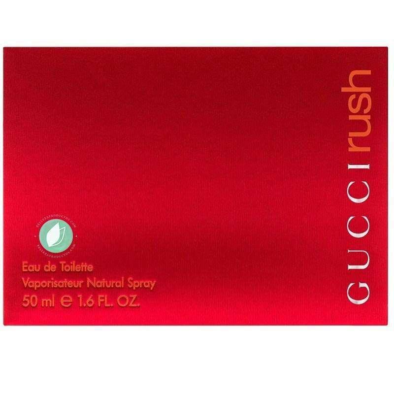 Gucci Rush Eau De Toilette 50 ml