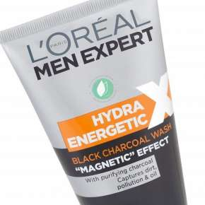 L'Oréal Men Expert Hydra Energetic Charcoal Magnetic 150 ml