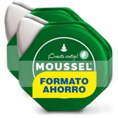 Moussel Gel Aloe Vera 4 x 600 ml