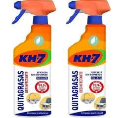 KH-7 Desinfetante Removedor De Graxa Set 2
