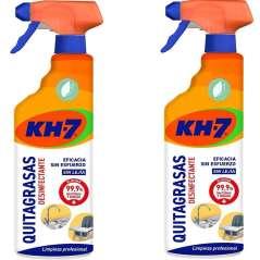 KH-7 Quitagrasas Desinfectante Set 2