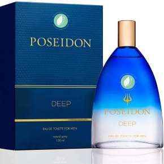 Poseidon Deep Eau De Toilette Men 150 ml