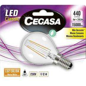 Light Bulbs LED E14 Pack Of 6 Units