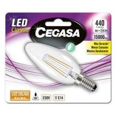 Lampadine LED Vela E14 4W 6 Unità