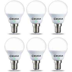Light Bulbs LED E14 7W 6 Units