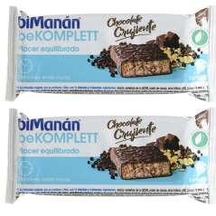 biManán Komplett Crunchy Chocolate 16 Repen
