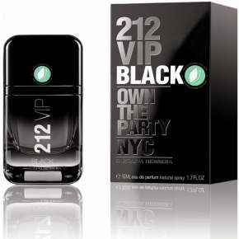 Carolina Herrera 212 Vip Black Men 50 ml
