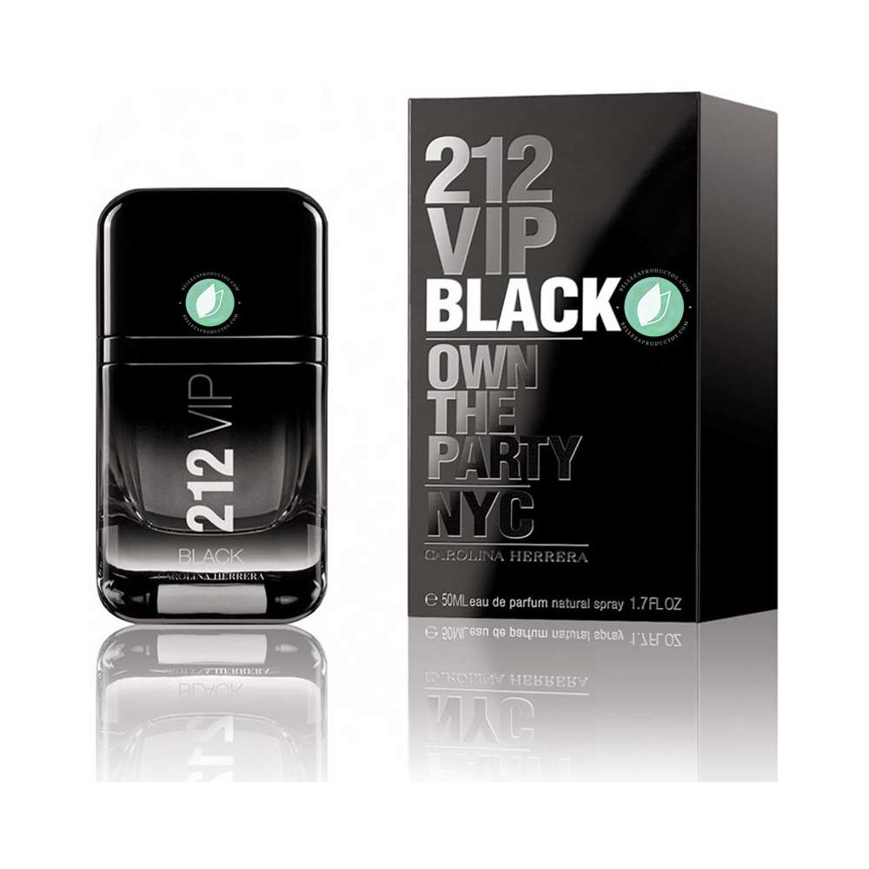 Carolina Herrera 212 Vip Black 50 ml