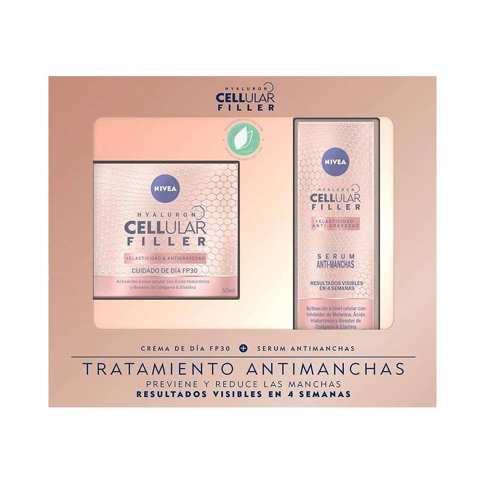 Nivea Pack Hyaluron Cellular Filler