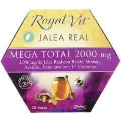 Pack 2 Jalea Real Mega Total