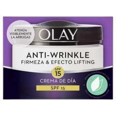 Olay Anti-Edad Firmeza Efecto Lifting Crema Día SPF 15 de 50 ml