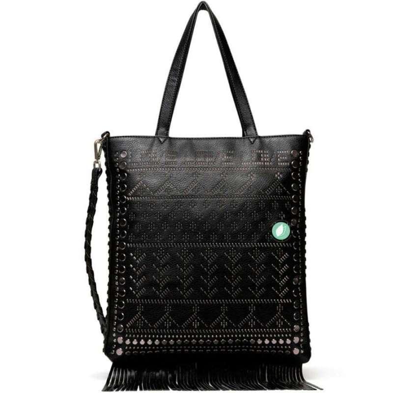 Black Bag Desigual Azabache Coro