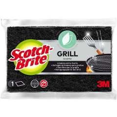 Scotch-Brite Estropajo Para Grills y Parrillas Pack De 3