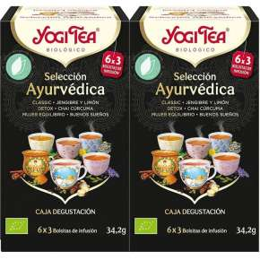 Yogi Tea Original Ayurvedic Selection 36 Infusions