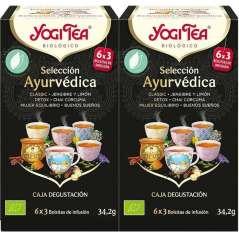 Yogi Tea Original Seleção Especial 36 Infusão