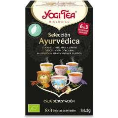 Yogi Tea Original Ayurvedische Auswahl 36 Infusionen