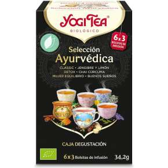 Yogi Tea Originale Selezione Ayurvedica 36 Infusi