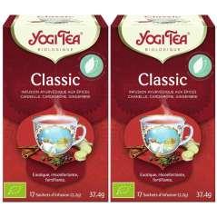 Yogi Tea Classic 34 Infusão
