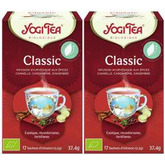 Yogi Tea Classic 34 Infusionen