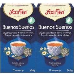 Yogi Tea Goede Dromen 34 Infusies