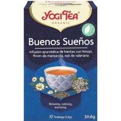 Yogi Tea Bons Sonhos 34 Infusões