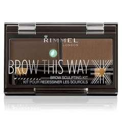 Rimmel London Brow This Way 003 Dark Brown