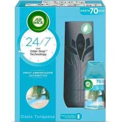 Ambientador Spray Automatico Air Wick Freshmatic Incluye Recambio