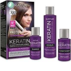 Kativa Keratine Braziliaanse Smooth Express