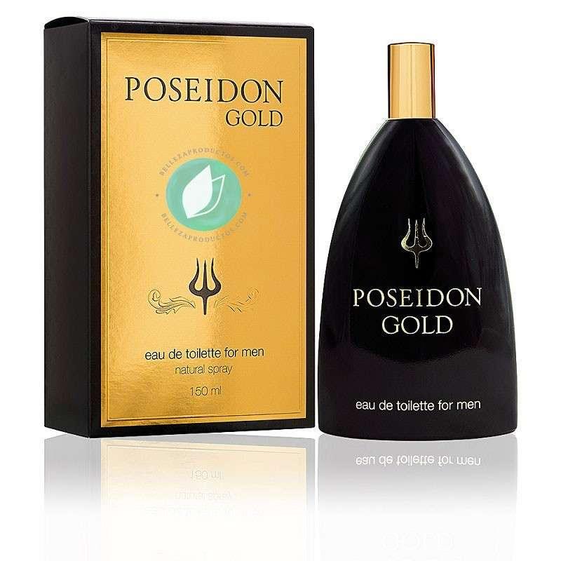 Poseidon Gold Hombre Eau de Toilette 150 ml