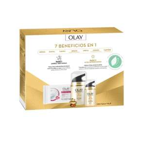 Pack Olay Total Effects Dia Anti-Idade