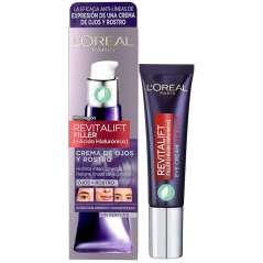 L'Oreal Revitalift Filler Crema De Cara y Ojos 30 ml