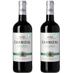2 Vinhos Tintos Orgânicos Crianza Rioja