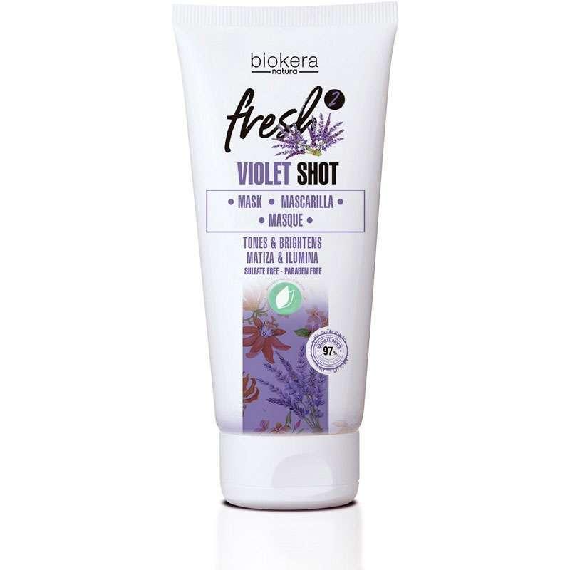 Veganistisch Violet Haarmasker 200 ml