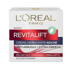 L'Oreal Revitalift Crema Noche Antiarrugas 50 ml