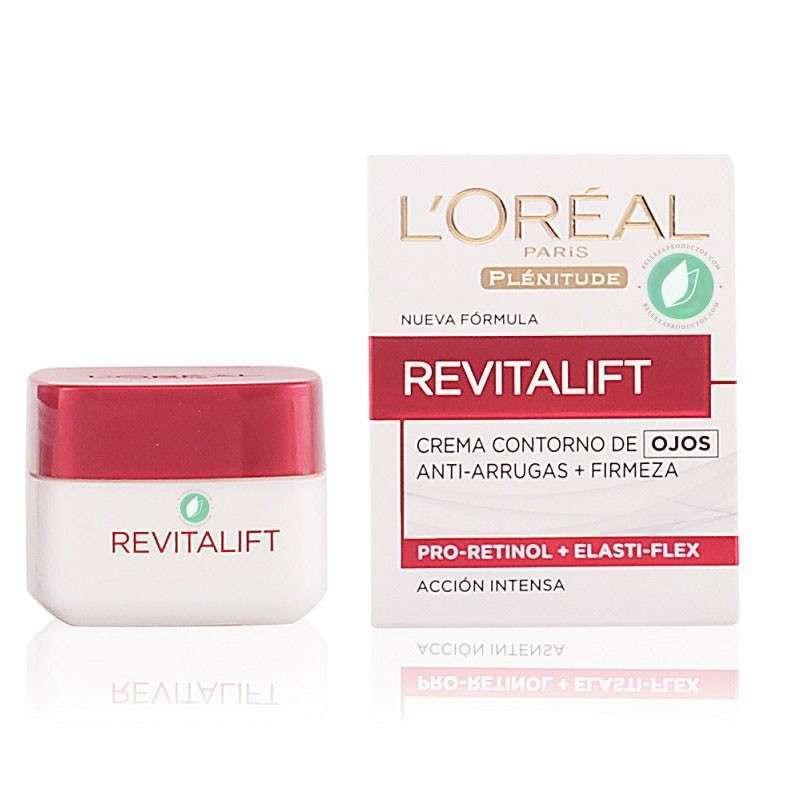 L'Oreal Revitalift Contorno de Ojos Antiarrugas 15 ml