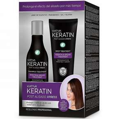 Kativa Pack Keratin Express Post Smoothing