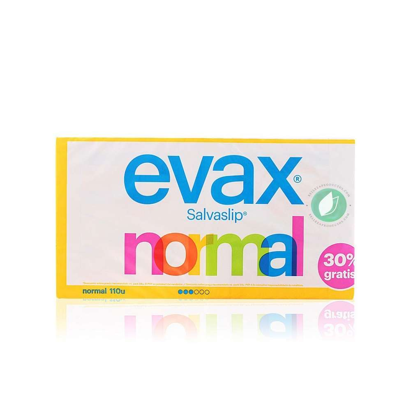 Evax Salva Slip Normal Pack 110 Unidades