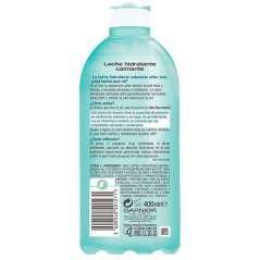 Garnier Delial Leche Hidratante Calmante After Sun Con Aloe Natural 400 ml