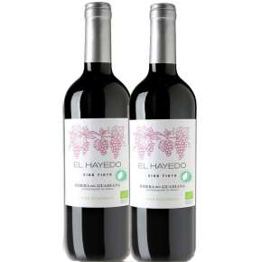 Vinho Tinto Bio El Hayedo 2 Unidades