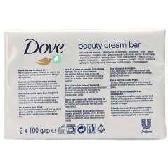 Dove Beauty Cream Bar Pastillas De Jabón Pack 2 x 100 gr