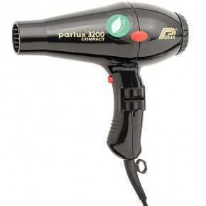 Parlux 3200 Compact Dryer Black