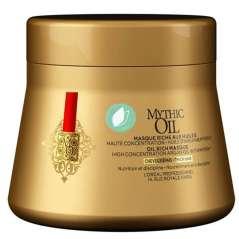 L'Oréal Máscara Mythic Oil Cabelo Grosso 200 ml