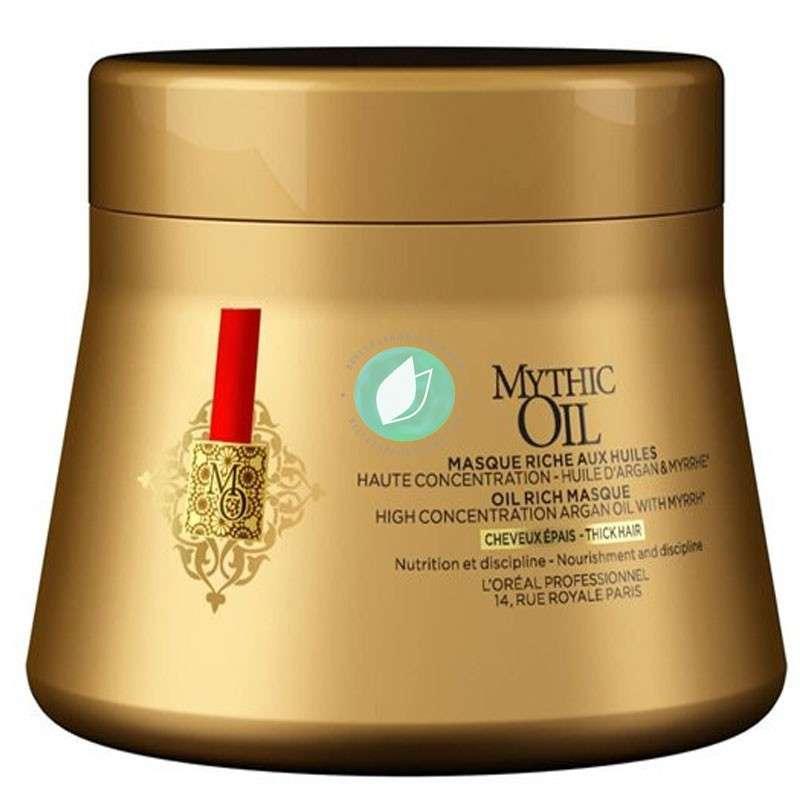 L'Oréal Mascarilla Mythic Oil Pelo Grueso 200 ml
