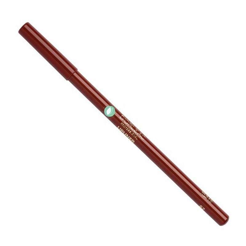 Medium Brown Lip Liner Pencil Nº 57